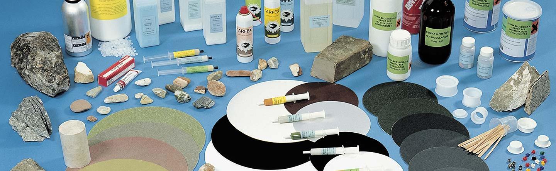 Materiali di consumo e accessori